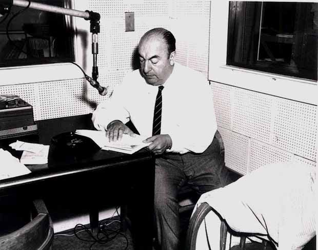 Pablo Neruda kraj